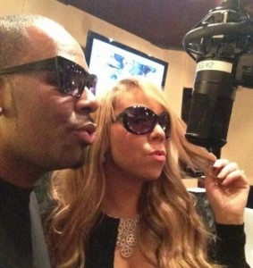 Mariah Carey confirms new collaboration with R  Kelly -